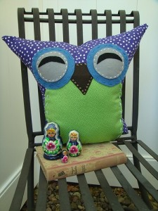 Sleepy Owl!
